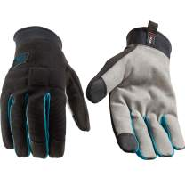 FX3 Men's Extreme Dexterity Lined Winter Work Gloves, Extra Large (Wells Lamont 7719)