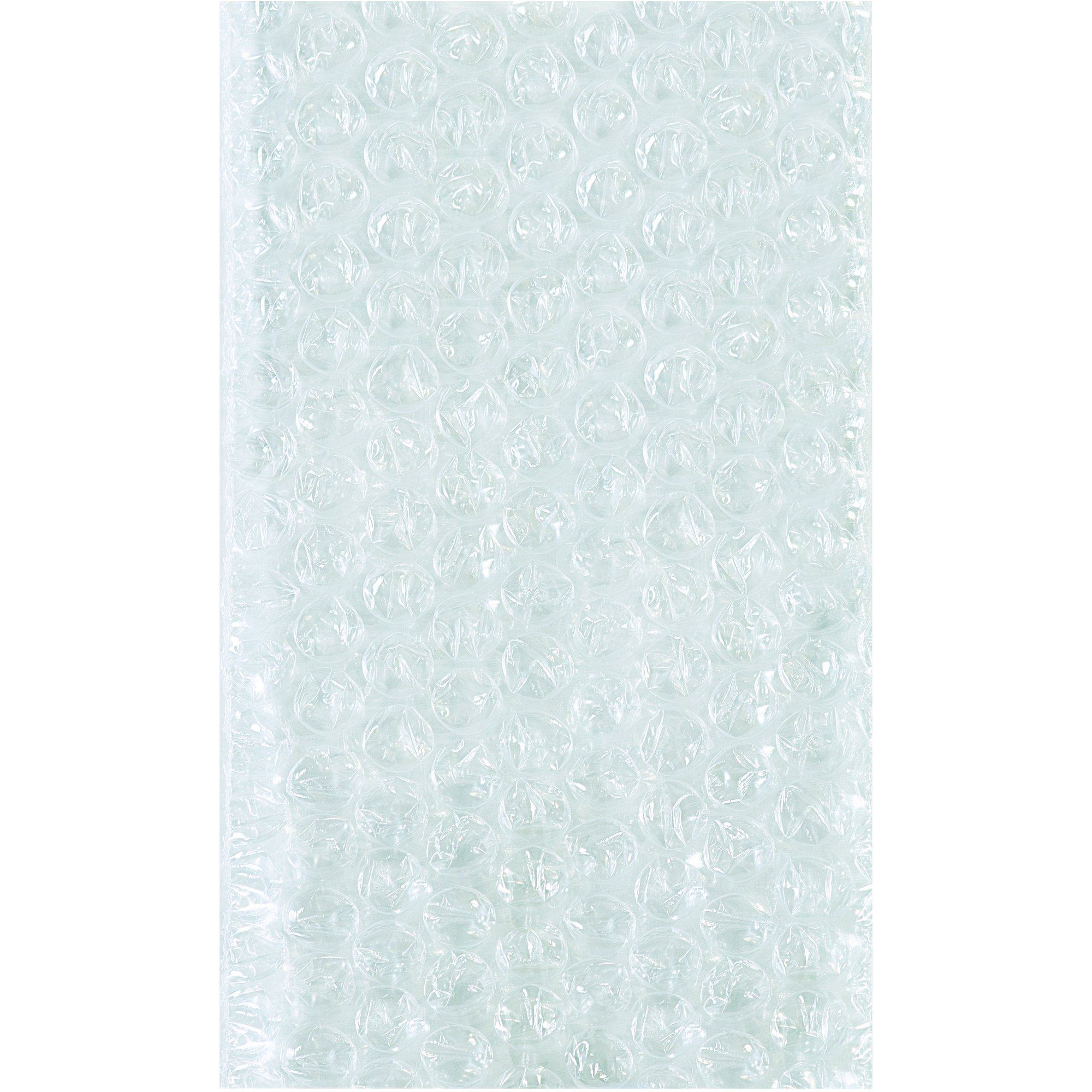 """Ship Now Supply SNBOB1824F Flush Cut Bubble Pouches, 18"""" x 24"""", 18"""" Width, 0.188"""" Height, 24"""" Length, Clear (Pack of 100)"""
