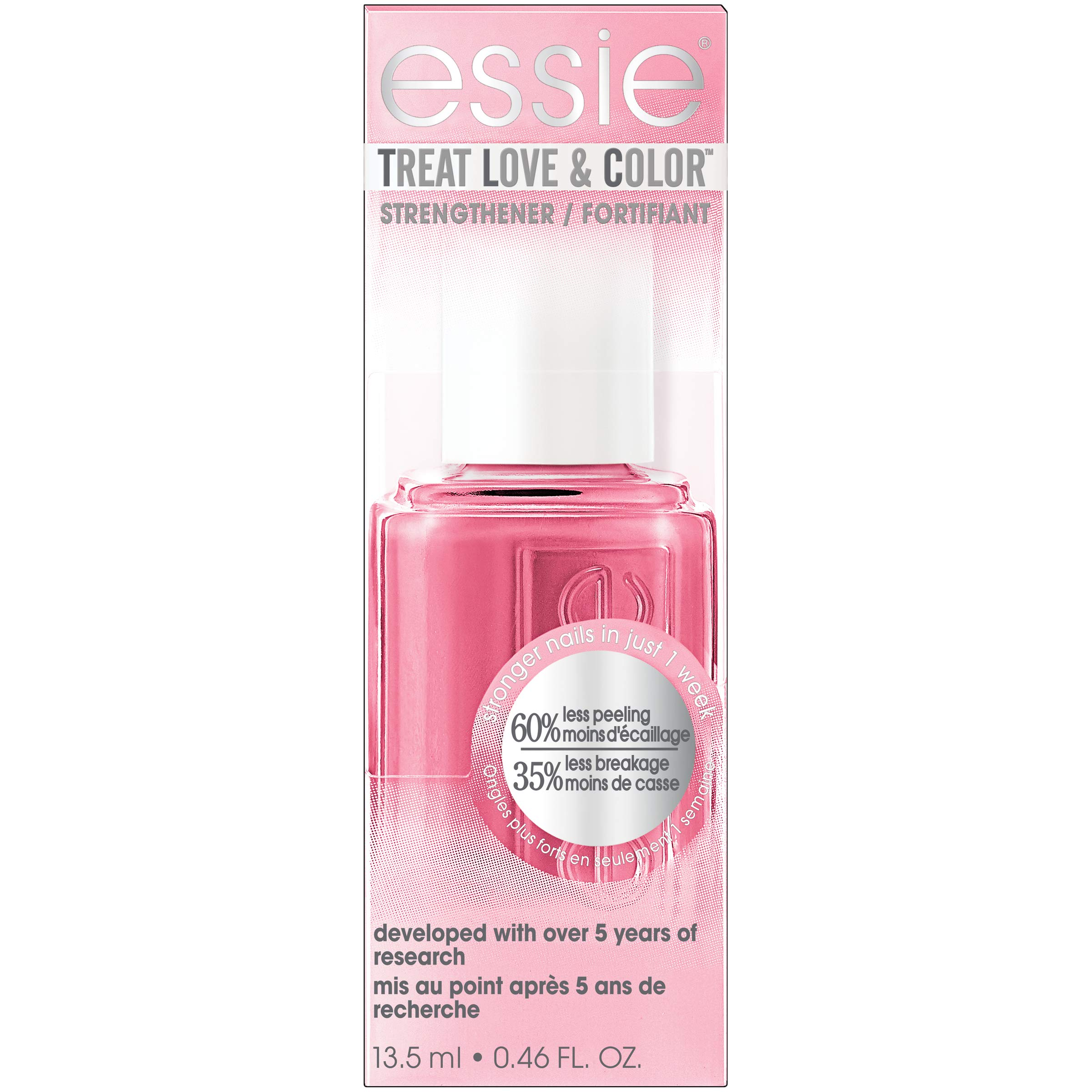 essie Treat Love & Color Nail Polish For Normal to Dry/Brittle Nails, A-Game, 0.46 fl. oz.
