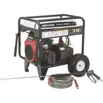 Northstar Gas Cold Water Pressure Washer - 5.0 GPM, 5000 PSI, Electric Start, Model# 1571493