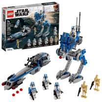LEGO Star Wars 501st Legion Clone Troopers 75280 Building Kit, Cool Action Set for Creative Play and Awesome Building; Great Gift or Special Surprise for Kids, New 2020 (285 Pieces)