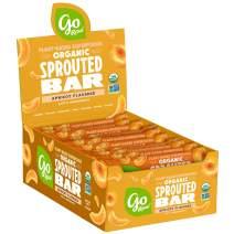 Go Raw Seed Bars, Apricot Flaxseed   Gluten Free Snacks   Vegan   Organic   Paleo   Superfood (30 Large Bars)