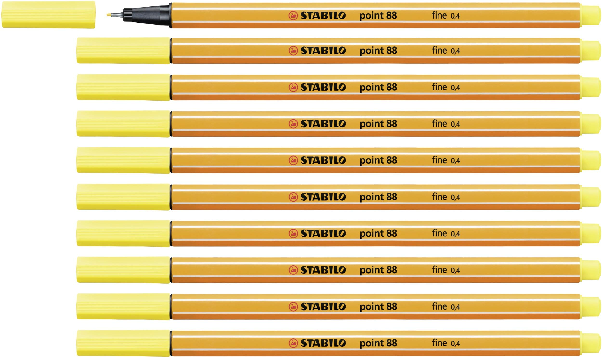 Stabilo Point 88 Lemon Yellow