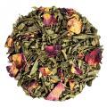 Capital Teas Cherry Blossom Rose Organic Tea, 16 Ounce