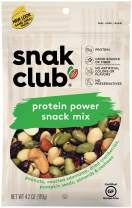 Snak Club Assorted Mixes (Protein Power, 4.2-oz. (6 Count))…