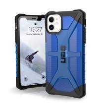 UAG Designed for iPhone 11 [6.1-inch Screen] Plasma Feather-Light Rugged [Cobalt] Military Drop Tested iPhone Case