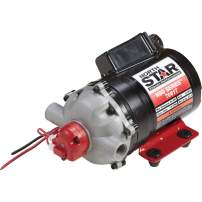 NorthStar NSQ Series 12V On-Demand Sprayer Diaphragm Pump - 7 GPM, Turns Off at 60 PSI