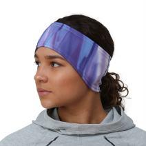 TrailHeads Print Headband | Ear Warmer and Ponytail Headband for Women - 8 Patterns