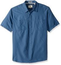Quiksilver Men's Wake Solid UPF 50+ Sun Protection Shirt