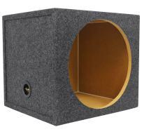 "Rockville Sealed Sub Box Enclosure for Rockford Fosgate P3D2-15 15"" Subwoofer"