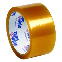 "Aviditi T901576PK Clear Tape Logic Natural Rubber Tape, 1.7 mil, 2"" x 55 yd. (Pack of 6)"