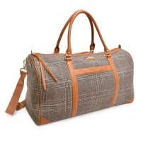 """Adrienne Vittadini 22"""" Duffel Great for Weekends, Travel, Vacations and Shopping"""