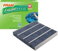 FRAM CF11182 Fresh Breeze Cabin Air Filter with Arm & Hammer