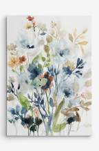 WEXFORD HOME Holland Spring Mix Gallery Wrapped Canvas Wall Art, 16 x 20
