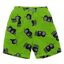 i play. by green sprouts Boys' Pocket Trunks with Built-in Swim Diaper