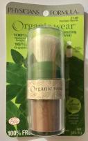Physicians Formula Organic Wear 100% Natural Matte Finishing And Bronzing Veil, Bronze Organics-medium Skin Tones, 0.33-Ounces