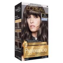 L'Oreal Paris Superior Preference Fade-Defying + Shine Permanent Hair Color, 5C Cool Medium Brown, 1 kit Hair Dye