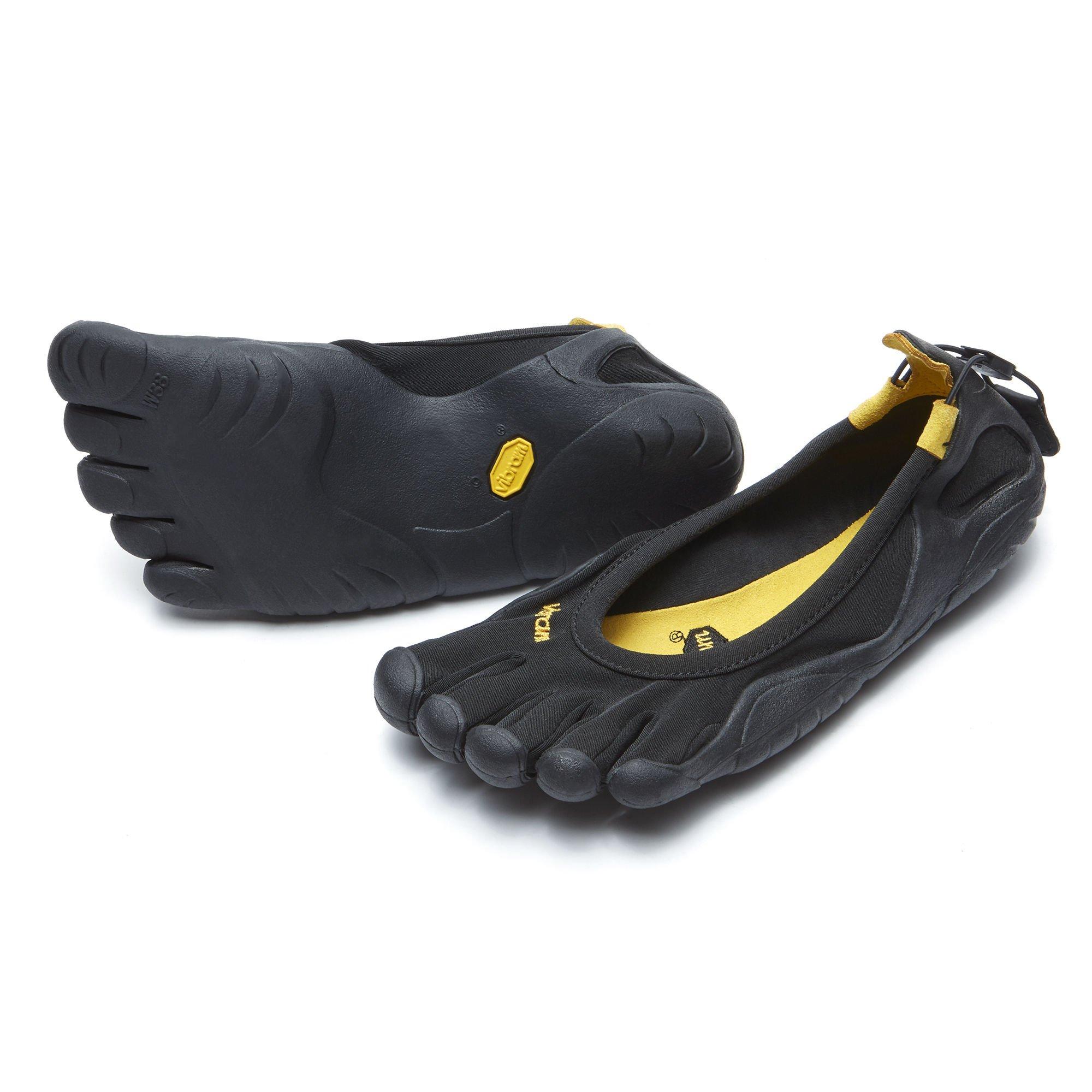 Vibram FiveFingers Women's Classic Barefoot Shoes & Toesock Bundle