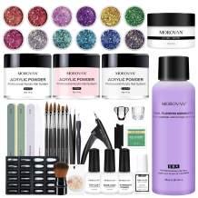 Morovan Acrylic Nail kit Acrylic Powder and Liquid Set