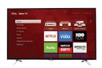 TCL 65US5800 65-Inch 4K Ultra HD Roku Smart LED TV (2016 Model)