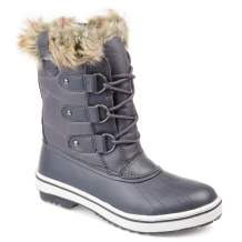 Journee Collection Womens North Snow Boot