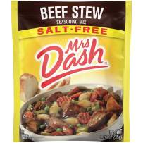 Mrs. Dash Seasoning Mix, Beef Stew, 1.25 Ounce (Pack of 12)