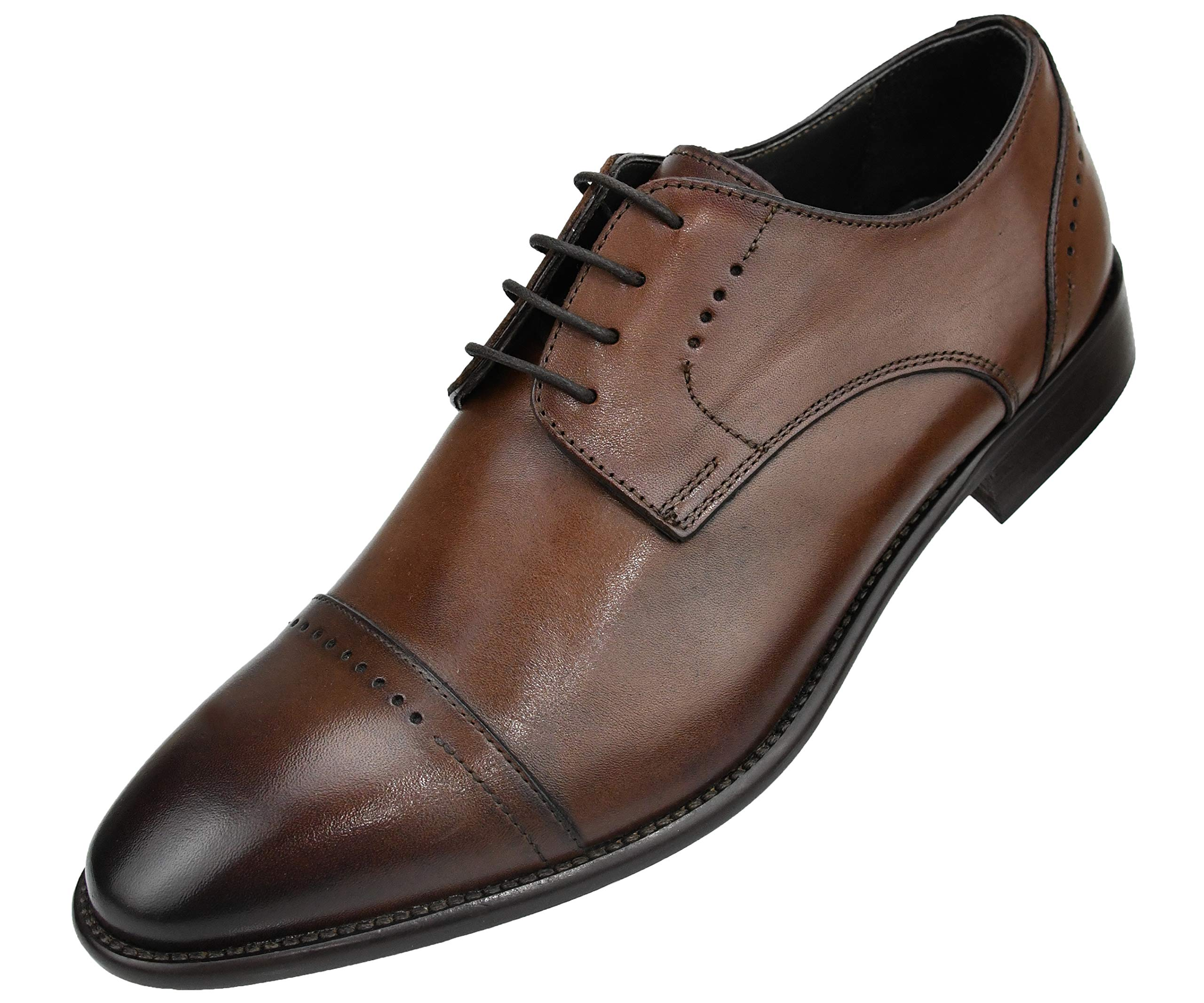 Anthony Veer Mens CALI Monk Strap Dress Shoe in Premium Italian Leather Goodyear Welted