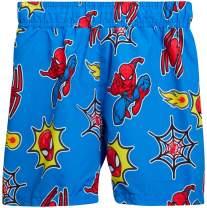 Marvel Boys Spider-Man Swim Trunk Shorts (Toddler & Boys)