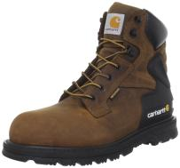 Carhartt Men's CMW6220 6 Steel Toe Work Boot