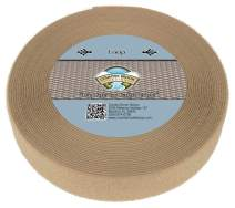 Country Brook Design - Beige Sew On Loop Only (1 1/2 Inch, 25 Yards)