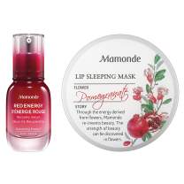 Mamonde Red Energy Recovery Facial Serum Treatment and Skincare Sets