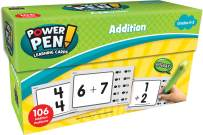 Teacher Created Resources Power Pen Learning Cards: Addition (6456)