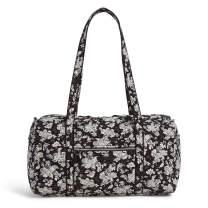 Vera Bradley Women's Signature Cotton Medium Travel Duffel Travel Bag