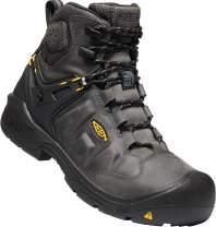 """KEEN Utility Men's Dover 6"""" Waterproof Composite Toe Industrial Boot"""