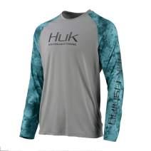 HUK Mossy Oak Double Header Long Sleeve