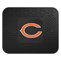 FANMATS NFL Chicago Bears Vinyl Utility Mat