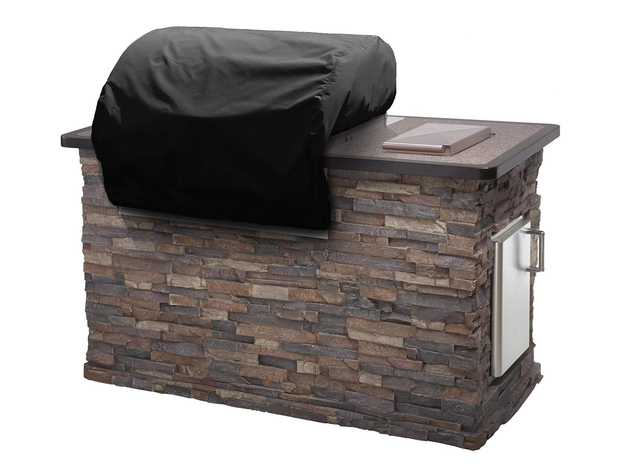 Covermates – Built–in Grill Cover – 54W x 33D x 18H – Classic Collection – 2 YR Warranty – Year Round Protection