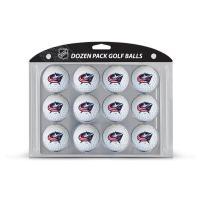 Team Golf NHL Dozen Regulation Size Golf Balls, 12 Pack, Full Color Durable Team Imprint
