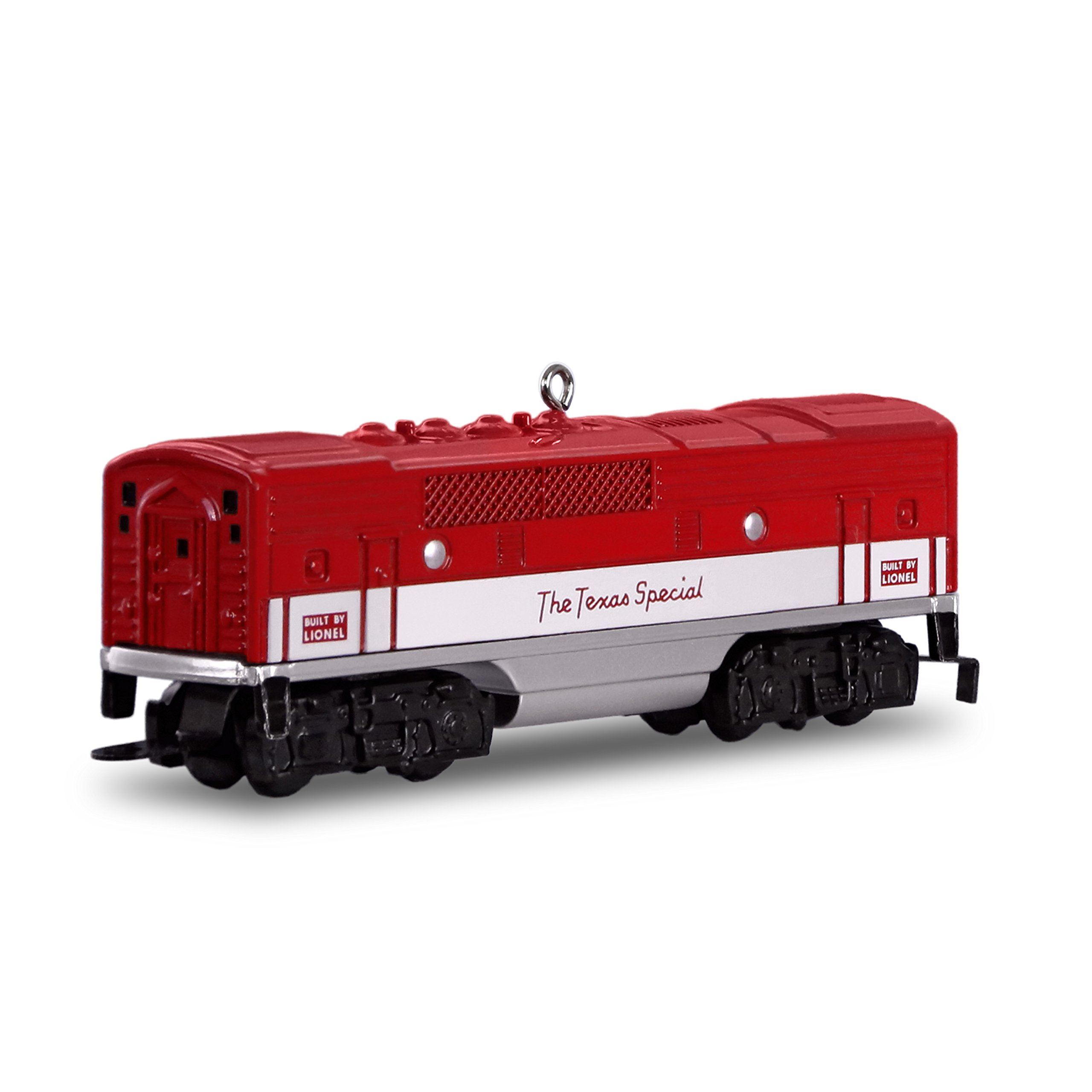 "Hallmark Keepsake Christmas Ornament 2018 Year Dated, LIONEL 2245C Texas Special ""B"" Unit, Metal"