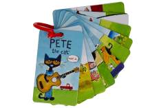 Pete the Cat - Flashcards for Toddlers and Preschool