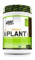 Optimum Nutrition Gold Standard 100% Plant Based Protein Powder, Vitamin C for Immune Support, Chocolate, 1.59 Pound