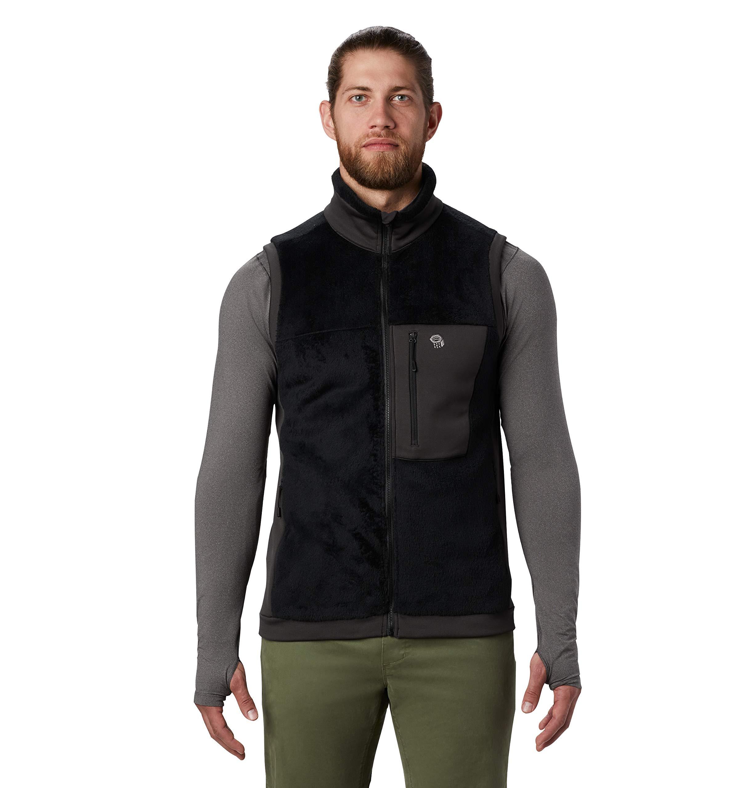 Mountain Hardwear Men's Monkey Fleece Vest