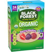 Black Forest Organic Fruit Snacks, Mixed Fruit, 0.8 Ounce (8 Count) Bags
