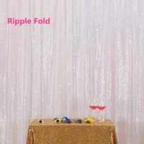 Iridescent 7FTx7FT PartyDelight Sequin Backdrop Photography and Photo Booth