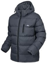 Trespass Clip Mens Casual Heavyweight Hooded Jacket Padded Warm Winter Coat