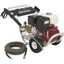Northstar Gas Cold Water Pressure Washer - 4200 PSI, 3.5 GPM, Aircraft-Grade Aluminum Frame, Model# 157133