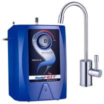 Ready Hot RH-100-F570-CH Hot Water Dispenser System, Includes Chrome Single Lever Faucet