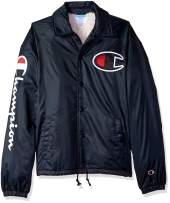 Champion LIFE Men's Sherpa Lined Coaches Jacket