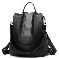 Women Backpack Purse Leather Anti Theft Waterproof Detachable Covertible Casual Travel Shoulder Bag