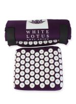 Best Acupressure Mat Vergleich.org 2018, White Lotus Acupressure Mat and Pillow Set for Stress Relief, Lower Back Pain, Neck Pain Relief, Sciatic Pain - Hypoallergenic Memory Foam Acupuncture Mat Set